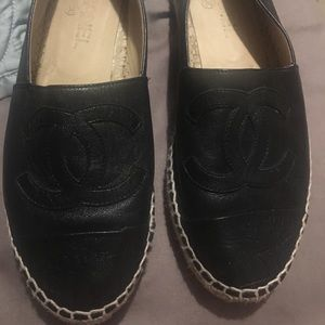 SOLD Chanel espadrilles